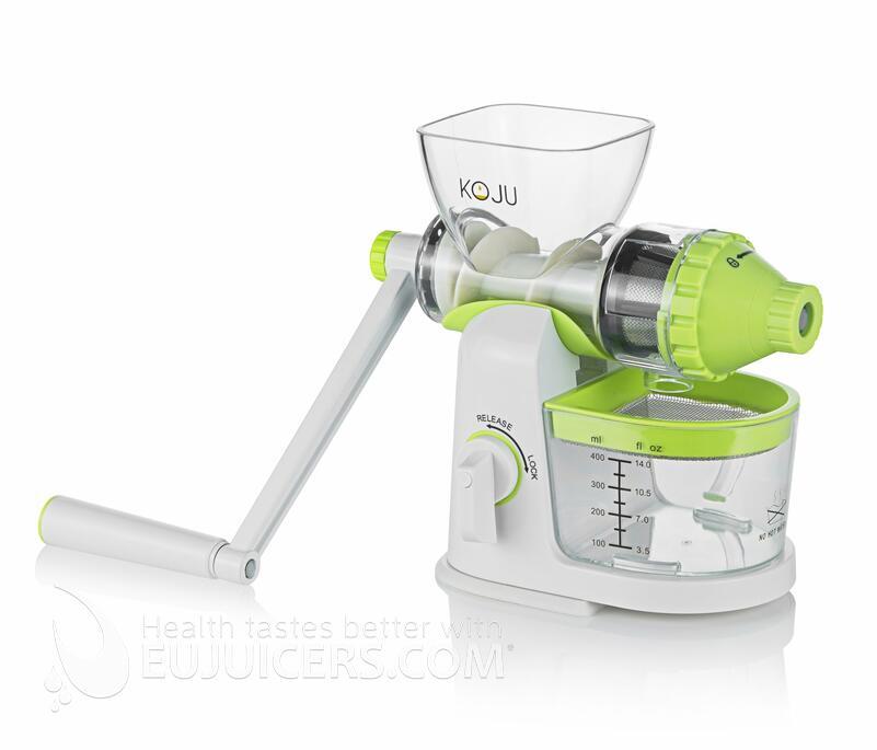 Koju juicer white main