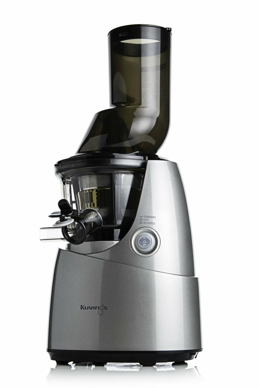 B6000 Whole Slow Juicer Review : Sokovnik Kuvings Whole Slow Juicer B6000 rde? EUJUICERS.SI