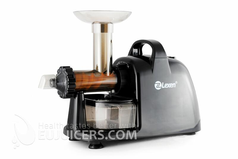Live Enzyme Juicer black