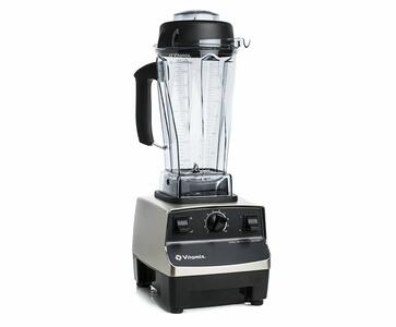 VitaMix TNC 5200 stainless steal side